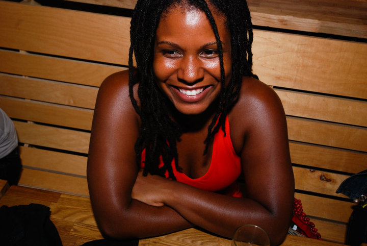 Yogi in the Community: Octavia Raheem