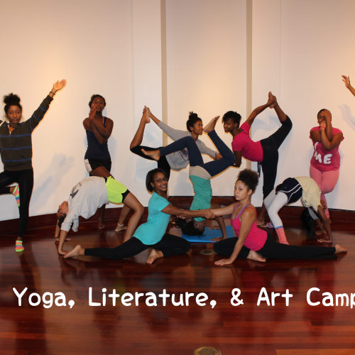 Deadline for Yoga, Literature, and Art Camp application is approaching!